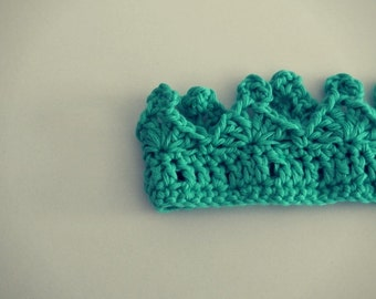 Crown of Crochet for babies