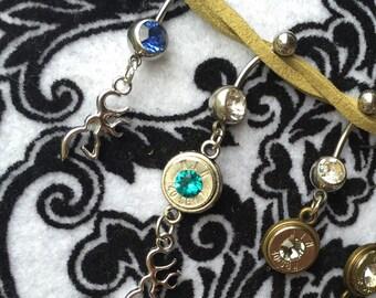"""Shop """"bullet jewelry"""" in Body Jewelry"""