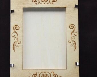 Photo frame to offer portrait model 1