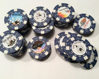 A-1 Poker Chips made to order