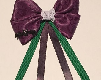 Haunted Mansion Inspired Hair Clip