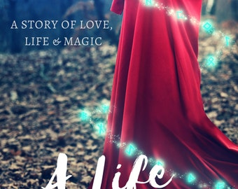 A Life of Magic - premade ebook cover for Kindle