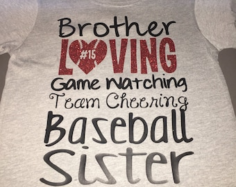 Baseball Fan T-Shirt