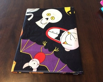 Halloween Fabric Covered Journal