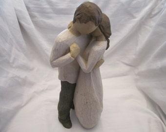 Willow Tree Promise Figurine 2003