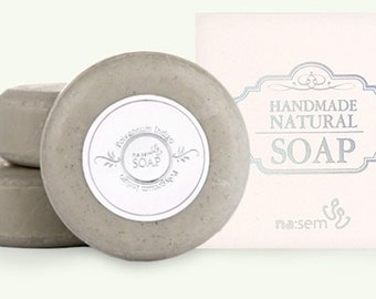 Handmade Natural Soap : Polygonum Indigo Soap 2ea (115g* 2)