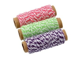 3 Spools Bakers Twine