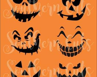 Jack O Lantern, Halloween SVG,Ghost, svg, dxf, eps, pdf