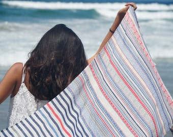 40% OFF SALE Striped Beach Towel!