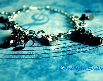 Goddess Morrigan's bracelet