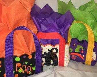 Halloween - Treat Bags