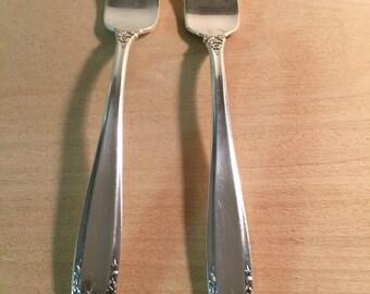 Prelude Sterling Dinner Forks - set of 2
