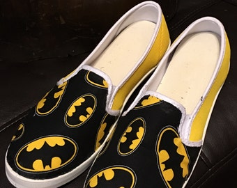 Batman shoes!