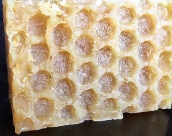 Oatmeal Honey Orange Clove Coconut Milk Handmade Soap