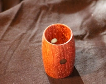 Small Wood Cup