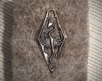 Dragonborn Symbol~Jewelry Storage Box