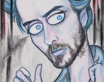 Jared Leto vs Tim Burton