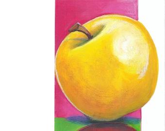 Yellow Apple,