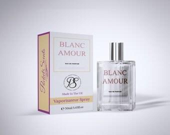 Pocket Scents 50ml Blanc Amour EDP