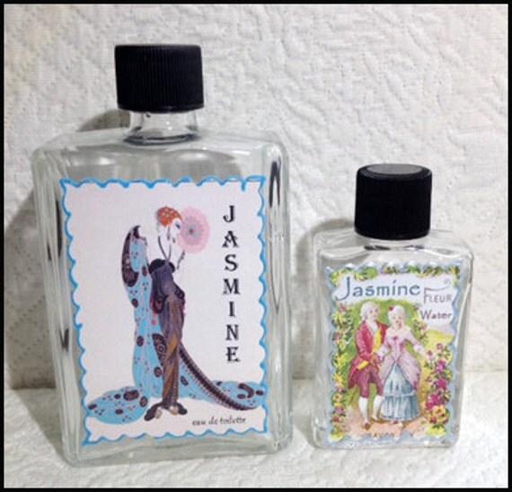 Jasmine Perfume Water - eau de toilette - After Bath Splash