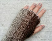 Cozy and Stylish Fingerless Gloves, Wristwarmers