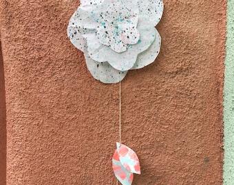 Taos Monsoon Flower - 3 - 2016