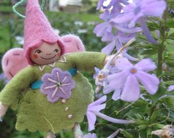 Green Flower Fairy