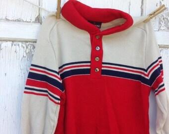 40% OFF FLASH SALE- Vintage Seventies Sweater-Demetre-Mens Large