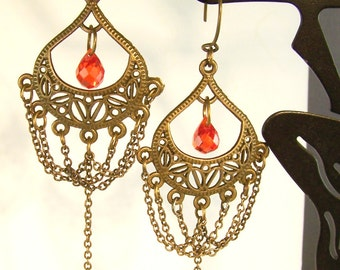 Sass n Brass Earrings