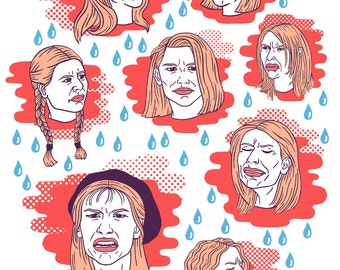 Claire Danes Performs Your Emotions For You
