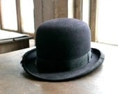 The Kingsbury Bowler Hat Size 7-1/8 *SALE*
