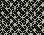 Cotton + Steel Macrame - knotty midnight - fat quarter
