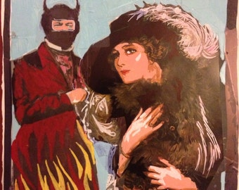 The devil and Mrs. Jones...