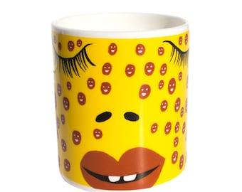 Freckles Limited Edition Mug