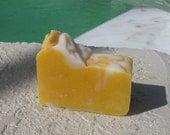 Mango Soap Large Vegan  5 oz    buy any 3-6 bars 5.50 Shipping