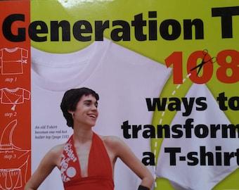 108 Ways to Transform a T-Shirt