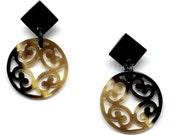 Horn Earrings - Q10290