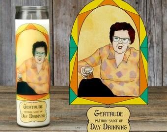 Patron Saint of Day Drinking