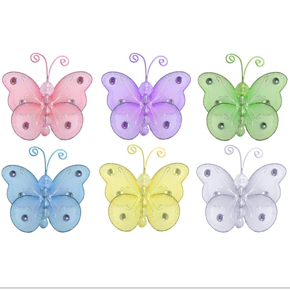 Mini Nylon Butterflies Mini 38