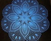 "Custom Order for msanchez1431 -  50% Deposit for Blue Hawaii ""Big Cherokee Rose"""
