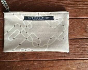 Vanilla Chip Makeup Bag