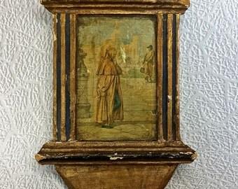 Medieval Italianate Icon