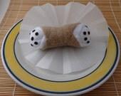 Catnip Cannoli cat toy