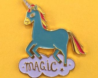 Magic Unicorn Pin