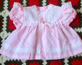 Vintage Baby Dress 12/18 Months