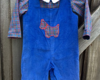NWT Overalls Outfit 9/12 Months