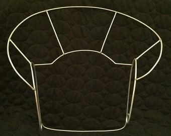 Simple Samba Collar Shoulder Backpack Wire Frame Design - Custom Made
