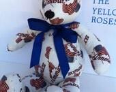 US Flag Bear Handmade