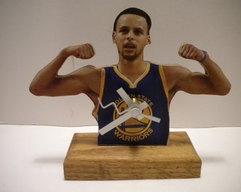 Stephan Curry Clock