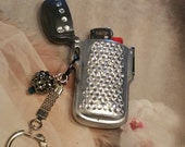 Gypsy Girl/lighter Case/Bic /Mini/ Key Chain